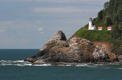 Heceta Head Lighthouse Royalty Free Stock Images