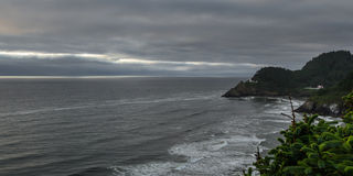 Heceta Head Lighthouse Stock Photos