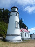 Heceta Head Lighthouse.jpg Royalty Free Stock Images