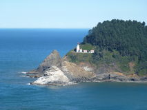 Heceta Head Lighthouse.jpg Stock Photos