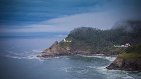 Heceta Head Lighthouse Royalty Free Stock Photos
