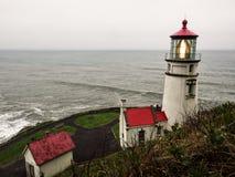 Heceta Head Lighthouse Royalty Free Stock Photography