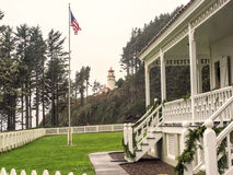 Heceta Head Lighthouse stock images