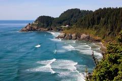Heceta Head Lighthouse, Oregon Stock Photography