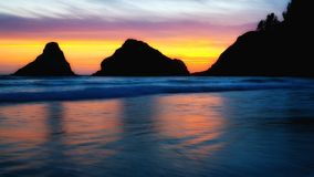 Heceta Head, Oregon Stock Photography