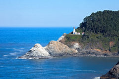 Heceta Lighthouse Stock Photo