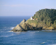 Heceta Lighthouse Stock Image