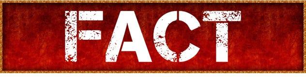 HECHO apenado del texto de la fuente en fondo rojo del tablero del grunge libre illustration