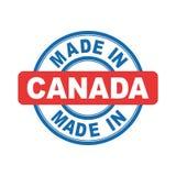 Hecho en Canadá Foto de archivo libre de regalías