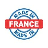 Hecho en Francia stock de ilustración