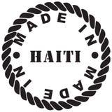 Hecho en Haití Foto de archivo