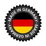 Hecho en insignia del icono de Alemania libre illustration