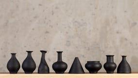 Hecho a mano de cerámica decorativo Imagenes de archivo