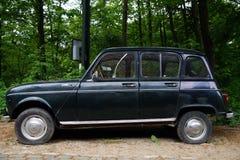 Hecktürmodell Weinlese-Renaults 4 (R4) - Seitenansicht Lizenzfreie Stockbilder