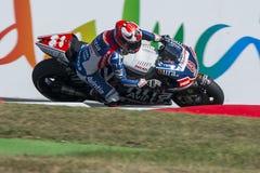 Hector Barbera. Avintia Racing Team Stock Photography