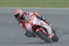 Hector barbera, moto gp, 2011, Stock Photos
