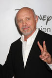 Hector Elizondo. LOS ANGELES - AUG 7:  Hector Elizondo arriving at the Disney / ABC Television Group 2011 Summer Press Tour Party at Beverly Hilton Hotel on Royalty Free Stock Photography