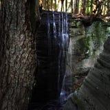 Hector Falls 2 Lizenzfreies Stockbild
