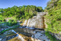 Hector Falls, Finger Lakes, NY Royalty Free Stock Photography