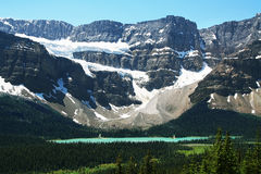 Hector Lake Stock Image