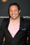 Hector Luis Bustamante arrives at the Launch of Got Your 6 Royalty Free Stock Photos