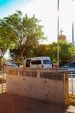 Hector Pieterson Memorial Museum esterno a Soweto Johannesburg Fotografia Stock Libera da Diritti