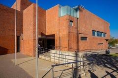 Hector Pieterson Memorial Museum exterior en Soweto Johannesburgo Imagenes de archivo