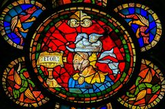 Hector, príncipe Trojan e o grande lutador para Troy no Troja foto de stock