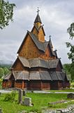 Heddal Stave Church Stock Images
