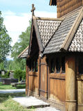 Heddal Stave Church Stock Photography