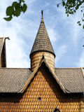 Heddal Stave Church Stock Photos