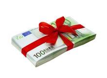 Heden van Bankbiljetten stock fotografie