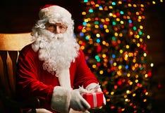 Heden van Kerstman Royalty-vrije Stock Afbeeldingen