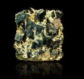 Hedenbergite στοκ φωτογραφίες