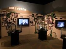 Hedersgåva till Bob Hope på världsgolf Hall av berömmelse fotografering för bildbyråer