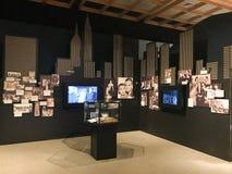 Hedersgåva till Bob Hope på världsgolf Hall av berömmelse arkivbild