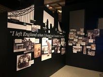 Hedersgåva till Bob Hope på världsgolf Hall av berömmelse arkivfoton