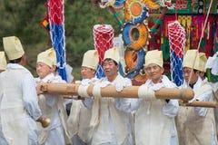 Hedersgåvor Sydkorea traditionella händelser för det avlidet royaltyfri fotografi