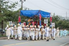 Hedersgåvor Sydkorea traditionella händelser för det avlidet royaltyfri foto