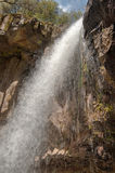 Hedge Creek Fall, Dunsmuir Ca Stock Image