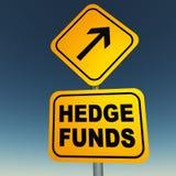 Hedge fund Fotografie Stock Libere da Diritti