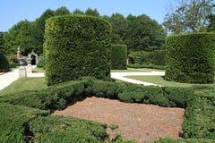 Hedge Gardens Royalty Free Stock Photos