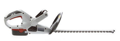 Hedge trimmer Stock Photography