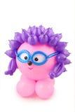 Hedgehog воздушного шара Стоковые Изображения RF