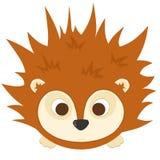 hedgehog младенца иллюстрация вектора