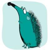 hedgehog унылый Стоковое Фото