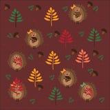 hedgehog Fotografia Stock