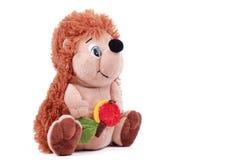 Hedgehog do brinquedo imagens de stock royalty free