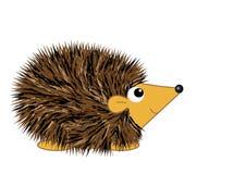 Hedgehog dos desenhos animados Imagens de Stock