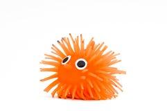 Hedgehog engraçado do brinquedo Imagens de Stock